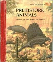 Golden Books of Knowledge_Prehistoric Animals