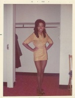 "me typecast as Francine the Prostitute n Clifford mason's ""Midnight Special. I was 17 years old."