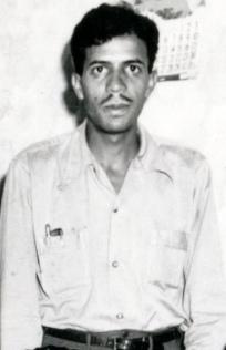 My father - main portrait