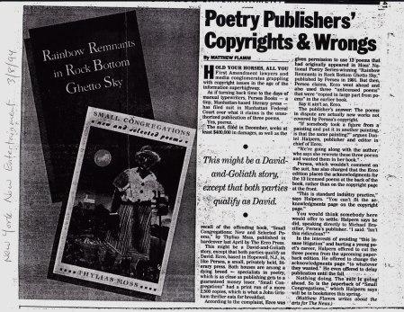 squabbling publishers