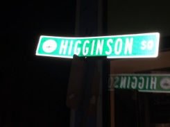 Higginson Street - by Nancy Boutilier