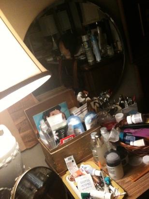 my mother's bedroom