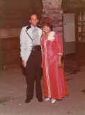 my parents, Calvin BRASIER AND FLORIDA BRASIER