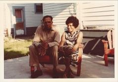 MY PARENT, DURKEE AVENUE