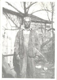 Frizzell Brasier, father of Calvin Brasier, a farmer