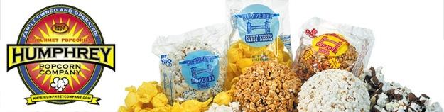 Humpgrey Popcorn balls