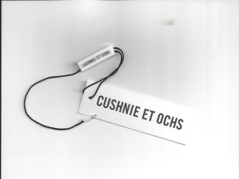 """Thylias (as """"Dream Baby"""") in Cushnie et Ochs dress"""