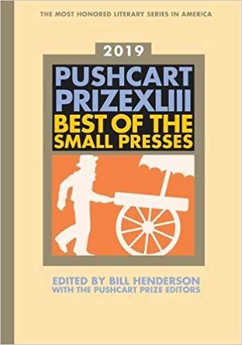 Pushcart prize 2019