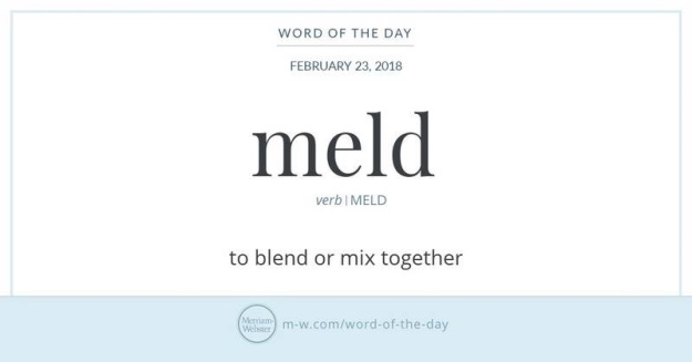 MELD DEFINITION